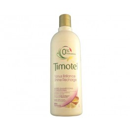 TIMOTEI CONDITIONER 400 ML  SHINE RECHARGE