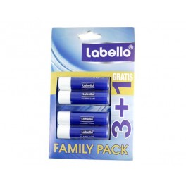 LABELLO FAMILY PACK CLASSIC CARE 4 ST