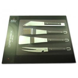 SECRET DE GOURMET BARBECUE SET 4 DELIG