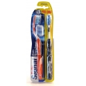 BROSSE A DENTS SIGNAL X2  SOIN BLANCHEUR MEDIUM