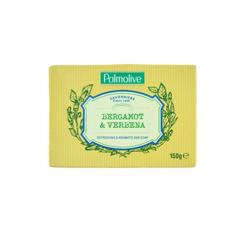 PALMOLIVE SOAP TOILET 150 GR BERGAMOTE and VERVEINE