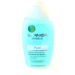 SYNERGIE LOTION GARNIER PURE 200 ML - ANTI-  BACTERIEN