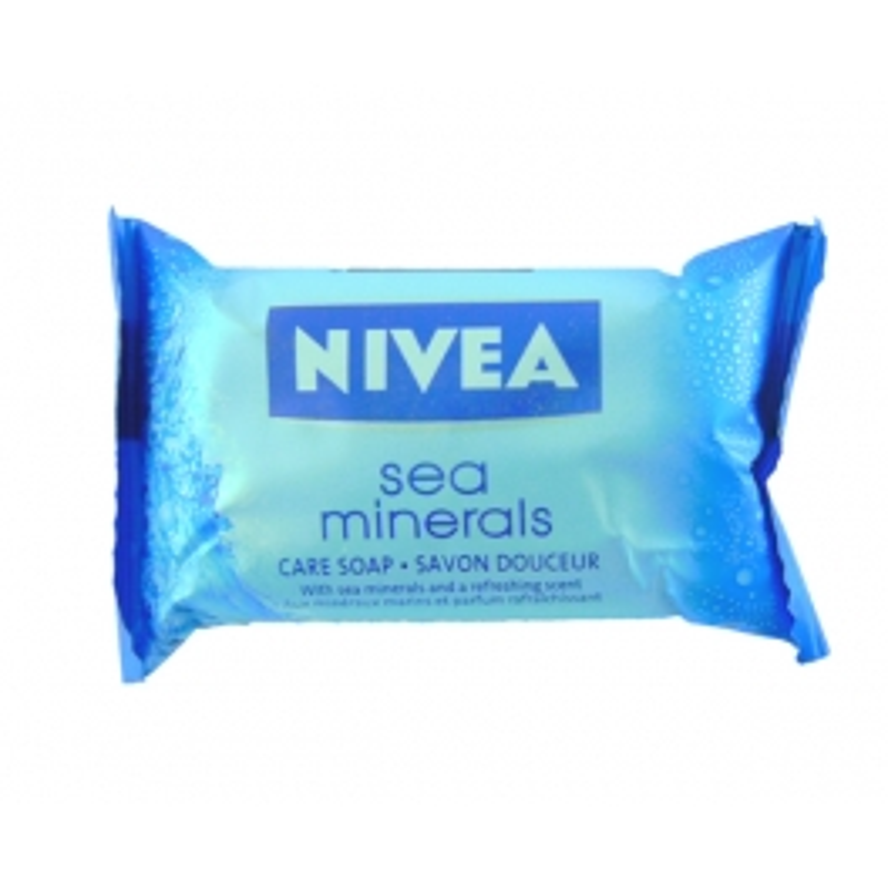 NIVEA SAVON 90 GR MINERAUX MARINS