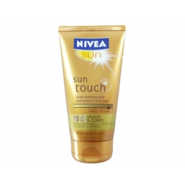 NIVEA SUN TOUCH AUTOBRONZANT GEL 150 ML