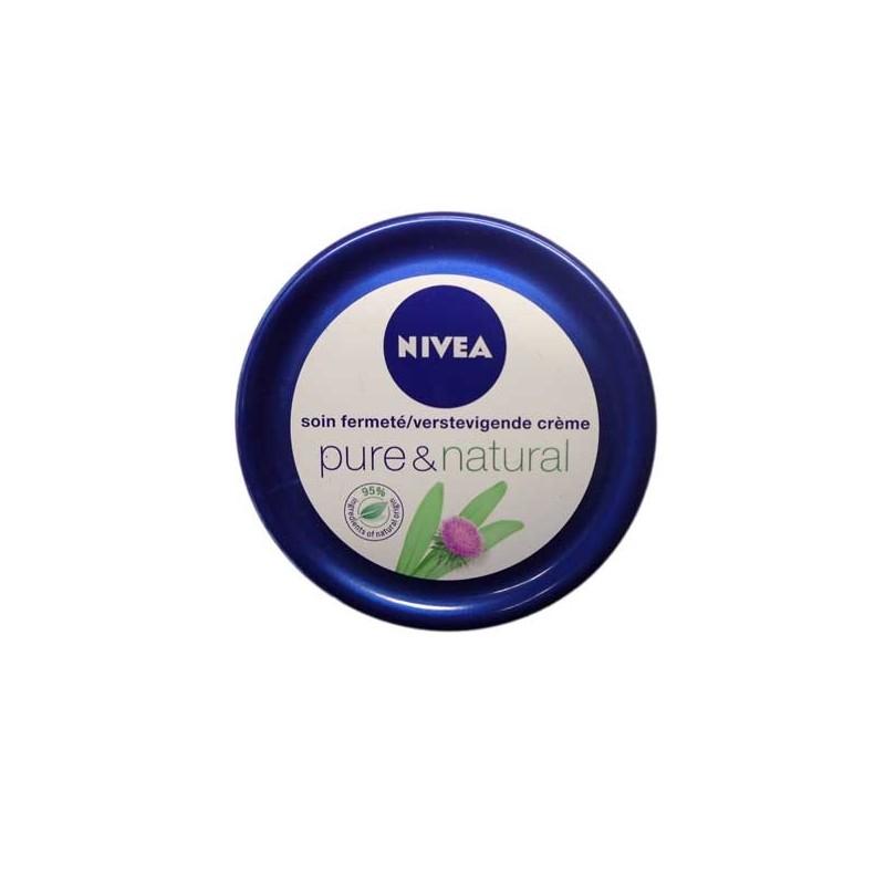 NIVEA FIRMING CARE CREAM 300ML PURE NATUR