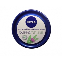 NIVEA FIRMING CARE CREAM 300ML PURE NATURE &