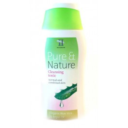 HEGRON PURE & NATURE CLEANING TONIC     200 ML
