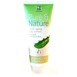 HEGRON PURE & NATURE ANTI-AGE 75 ML  CREME DE JOUR