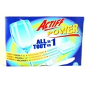 ACTIFF VAATWASTABLETTEN POWER ALL IN 1 30 PCS