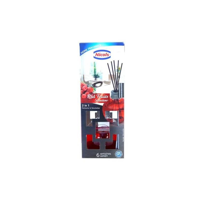 Nicols Deodorizer ZEN SENSATION RED FRUIT 150 ML