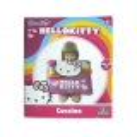 kussen opblaasbare Hello Kitty 48x43 cm