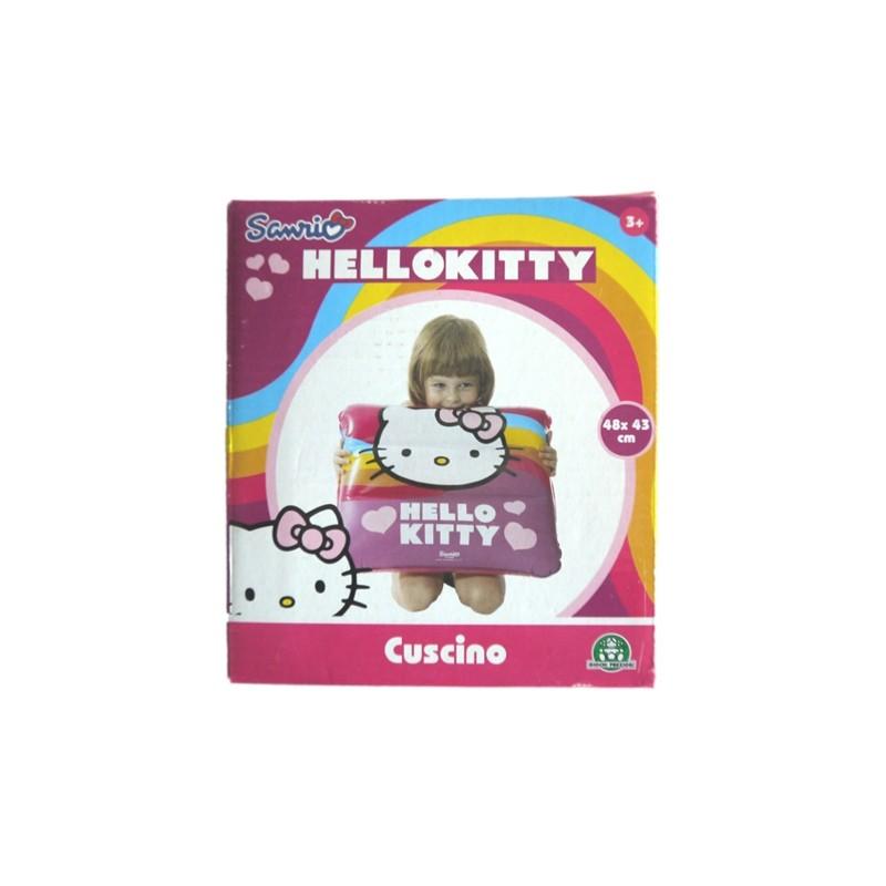 Aufblasbaren Kissen 48x43 cm Hello Kitty