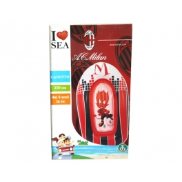 Canot gonflable AC MILAN 100CM