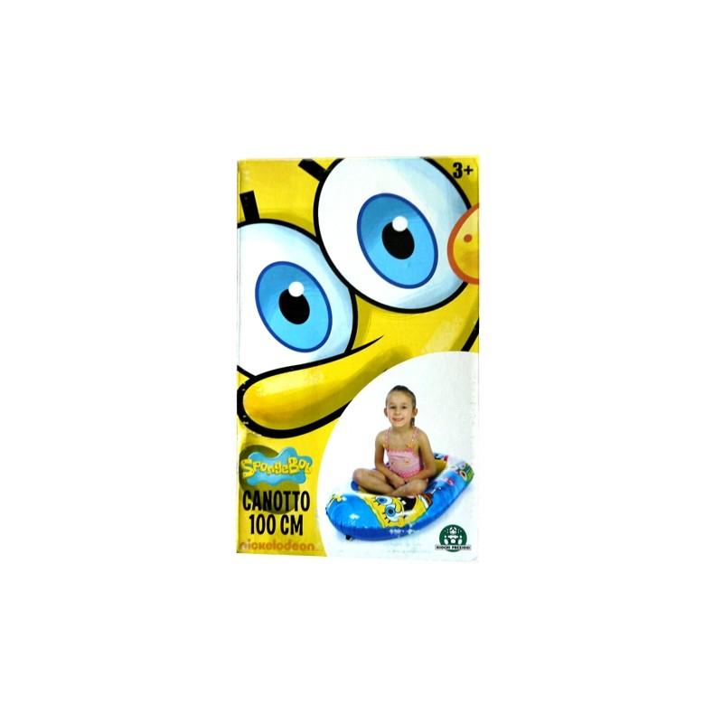 SpongeBob opblaasbare boot 100 CM