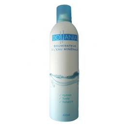 DOLLANIA MINERAL WATER MIST 400 ML