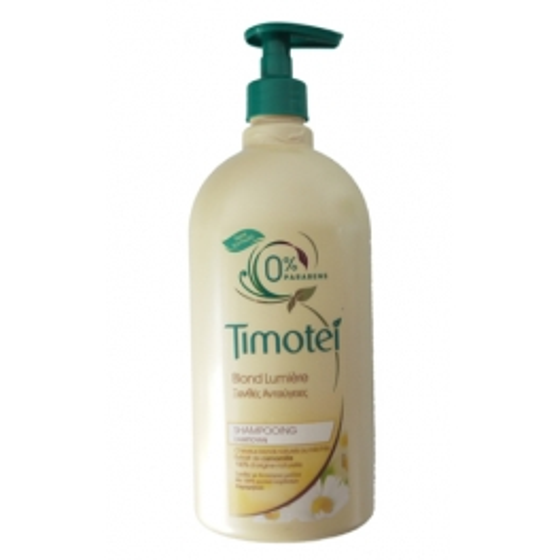 TIMOTEI SHAMPOO BLOND LUMIERE 750 ML