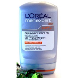 L'OREAL MEN EXPERT GEL HYDRATANT 24H    100 ML