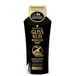 GLISS KUR SHAMPOO ULTIMATE  REPAIR 250 ML