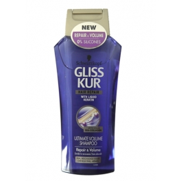 GLISS KUR SHAMPOOING ULTIMATE VOLUME 250 ML