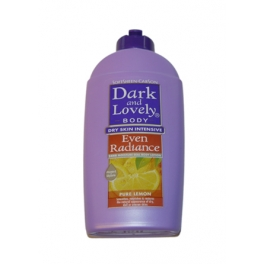 Dark and Lovely BODY Lotion 200ml DRY SKIN INTENSIV AUCH RADIANCE