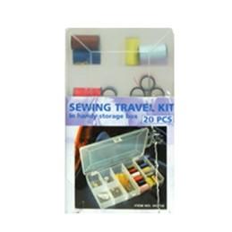 Travel Kit SEWING THREAD 20 ST