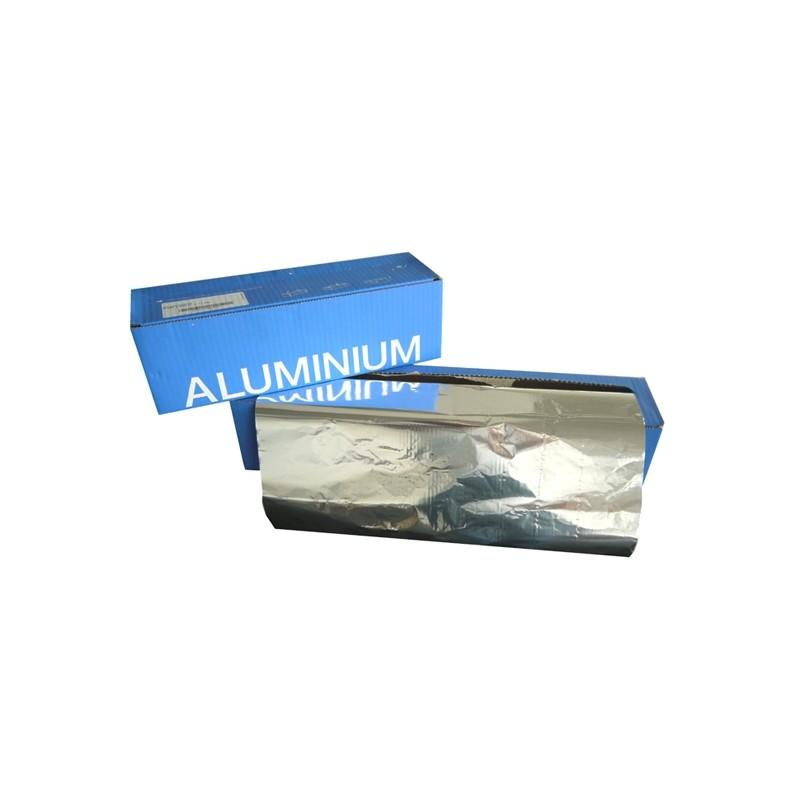 ALUMINIUMFOLIE 45 CM x 150 M 11 MICRONS