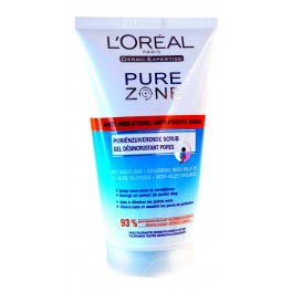 L'OREAL DERMO-EXPERTISE PURE ZONE ANTI-POINTS NOIRS 150 ML