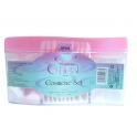 TRIPLE PACK COTTON COSMETIC SET