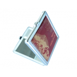 Mirror square pocket