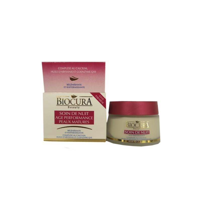 BEAUTY CARE Biocura NIGHT 50 ML MATURE SKIN