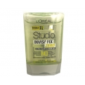 L'OREAL STUDIO INVISI FIX ZERO GEL N°7  EXTRA STRONG HOLD (ULTRA CLEAN & CLEAR) 300ML