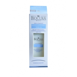 Aquacomplete multi intensief serum BIOCURA 50 ML BLAUW