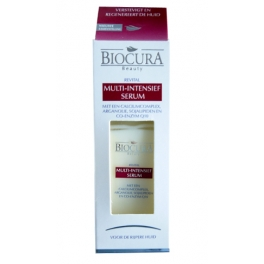 Serum Q10 REVITAL  multi intensief RED BIOCURA