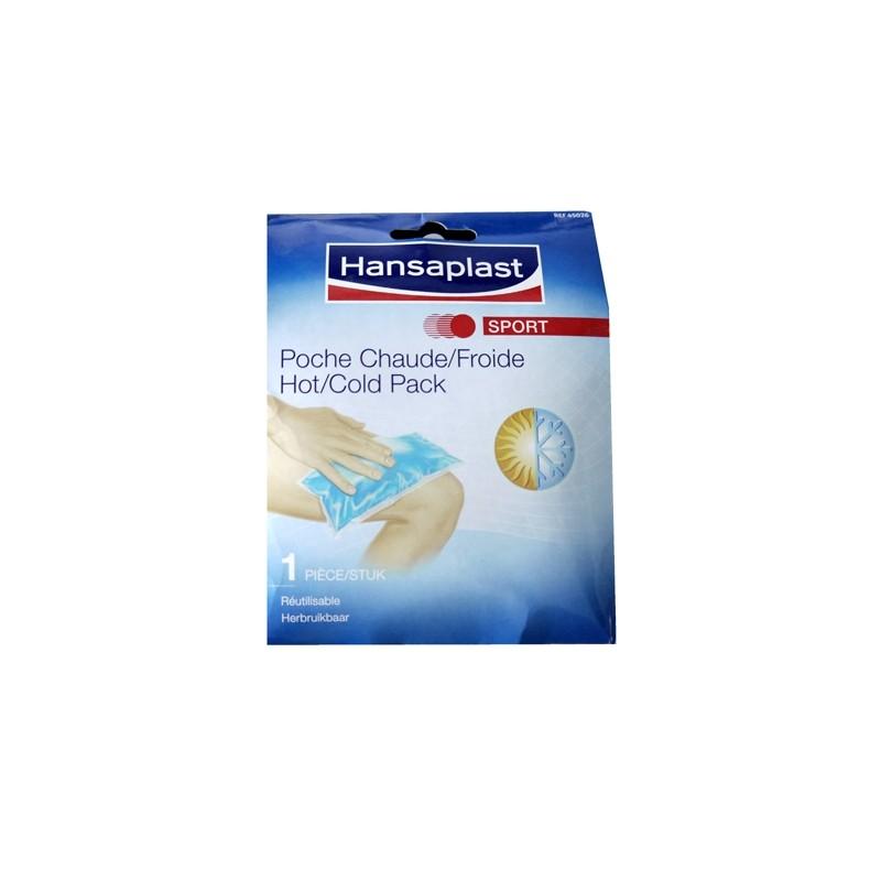 Pocket warm / koud herbruikbare Hansaplast Sport 1 stuk