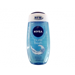 NIVEA BATH CARE GEL DOUCHE PURE FRESH   250 ML
