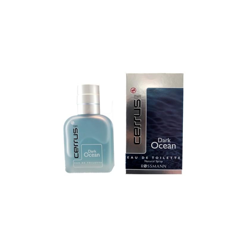 ROSSMAN CERRUS EAU DE TOILETTE HEREN DARK OCEAN 50 ML