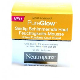 NEUTROGENA PURE GLOW SPF20 POT 50ML