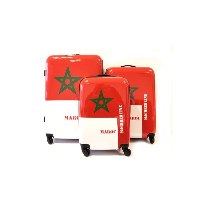 Kofferset X3 MAROKKO