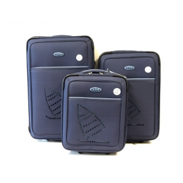SET VALISES X3 CDB BLUE