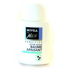 NIVEA FOR MEN AFTER SHAVE BAUME SENSITIVE 30 ML