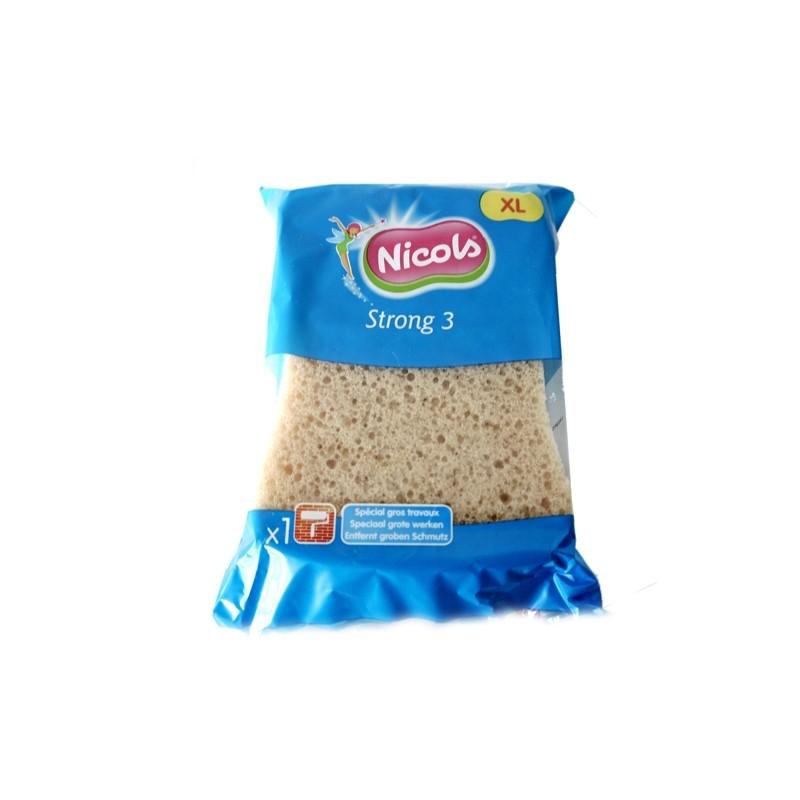 NICOLS EPONGE VEGETALE STRONG 3 XL