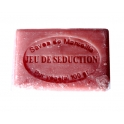 SAVON DE MARSEILLE 100 GR  JEU DE SEDUCTION