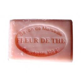 MARSEILLE SOAP 100 GR Blumen-Tee