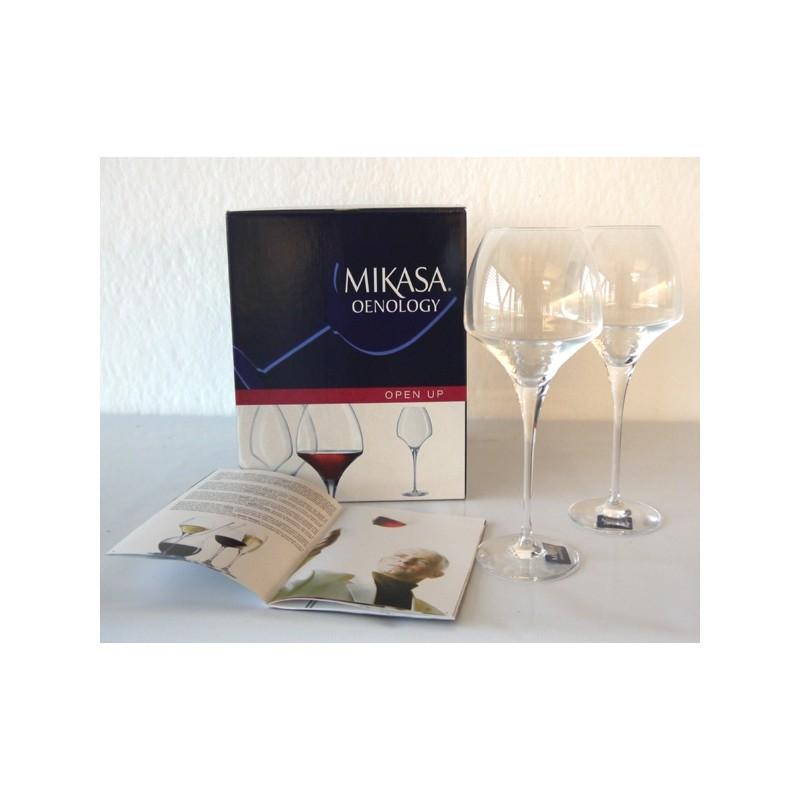 GLASS RED WINE GLASS 47 CL MIKASA + SMALL WINE BOOKGLASS X4 RED WINE GLASS 47 CL MIKASA + SMALL WINE BOOK