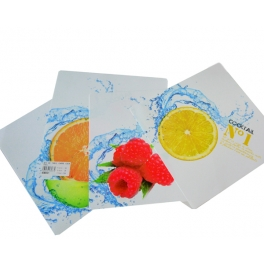 SET TABLE SQUARE 35 x 35 CM OBST