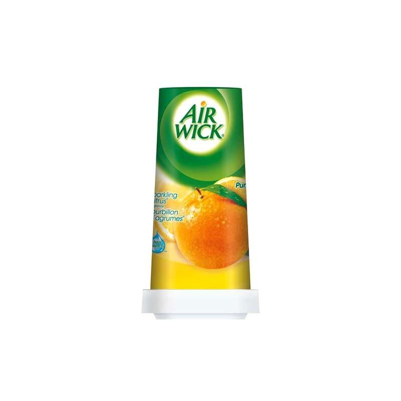 Airwick AIRFRESH SOLID Desodorierapparat 170gr SEKT CITRUS