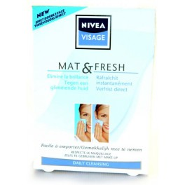 NIVEA MAT & FRESH 2x18 STRIPS