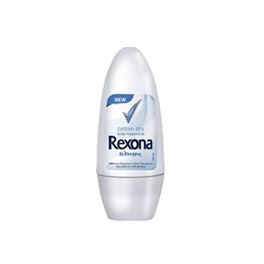 REXONA DEO ROLLER COTTON DRY 50ML