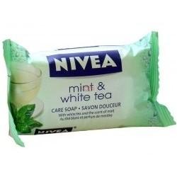 NIVEA SAVON 90 GR MENTHE & THE BLANC