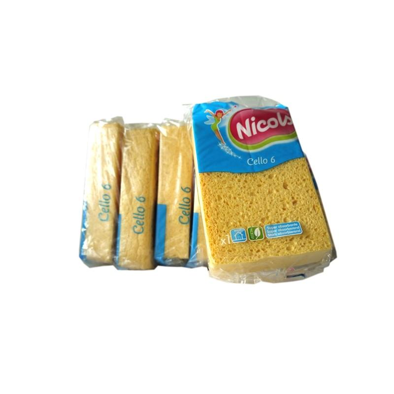 NICOLS CELLULOSE SPONS CELLO 6